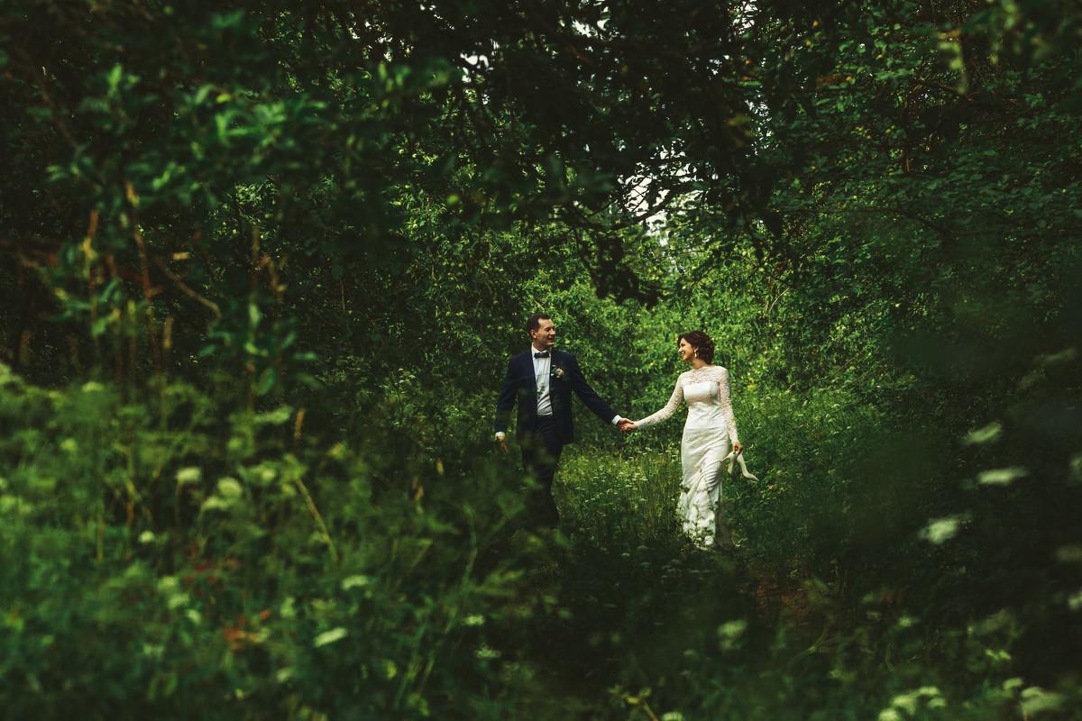 Свадебная фотосъемка и лавстори